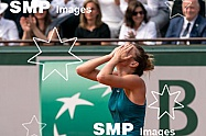 Simona HALEP (ROU) at French Open 2018