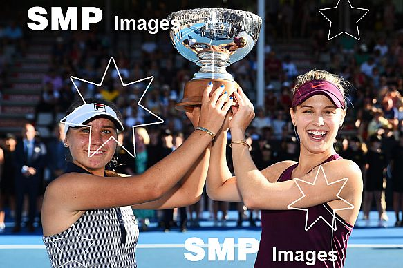 ASB Classic Finals, 6 January 2019