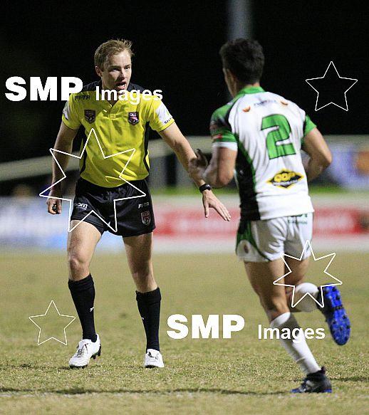 Benjamin WATTS - Referee
