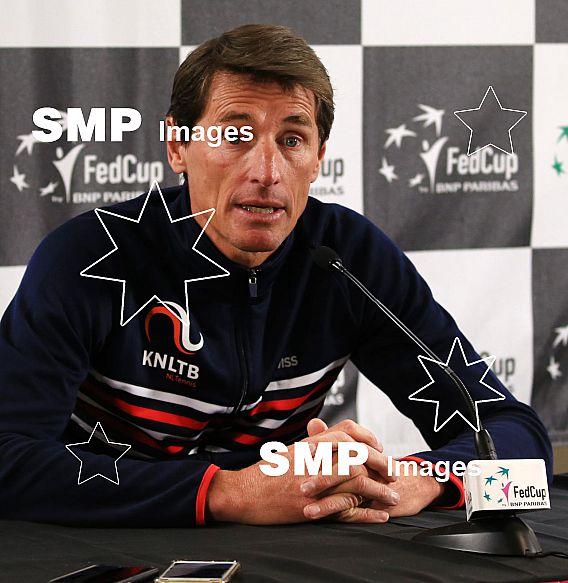 Paul Haarhuis - Team Captain Netherlands