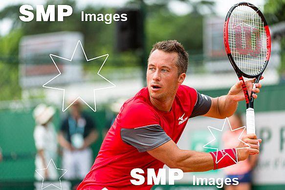 Philipp KOHLSCHREIBER (GER) at French Open 2018