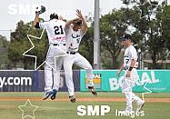 Sydney Blue Sox Celebrate