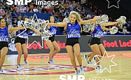 BRISBANE SILVER BULLETS CHEER LEADERS