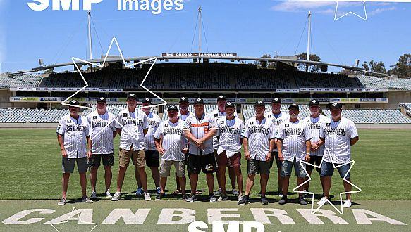 Canberra Bushrangers Reunion