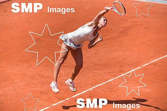 Camila GIORGI (ITA) at French Open 2018