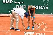 Victoria AZARENKA (BLR) at French Open 2018