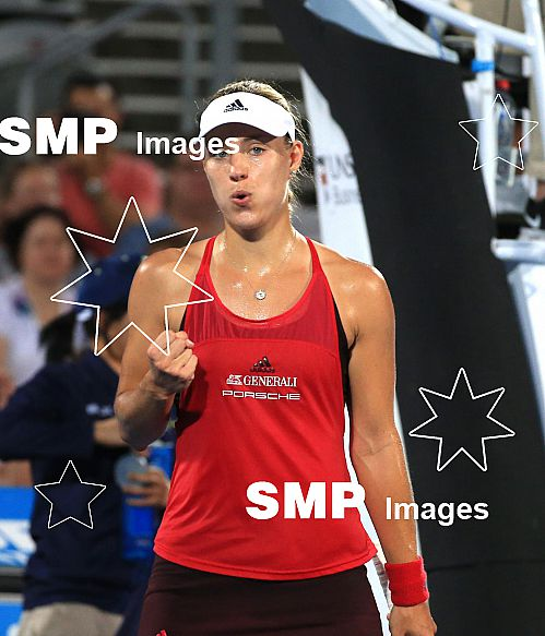Angelique Kerber ( Germany )
