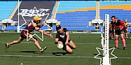 Wests Tigers Touch Team