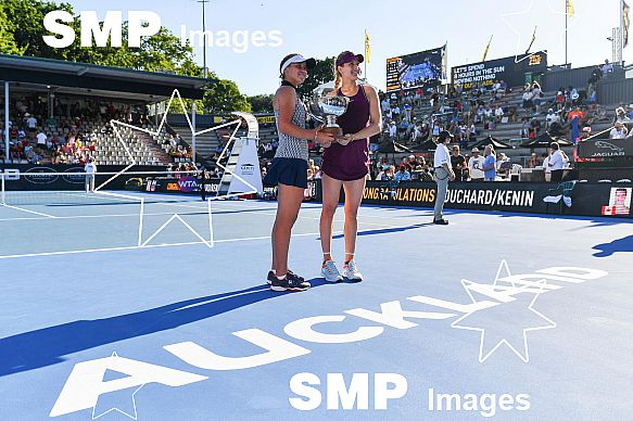 ASB Classic Women's Finals. 6 January 2019