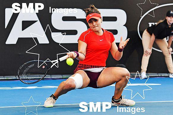 ASB Classic Women's Finals. 6 January 2019