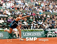 Maria SHARAPOVA (RUS) at French Open 2018