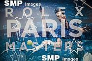 TENNIS - ROLEX PARIS MASTERS 2018 - DAY 8