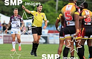 Nick Pelgrave - Referee