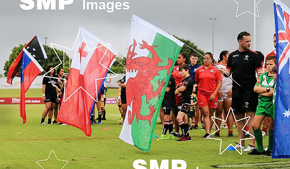 Opening Ceremony - Commonwealth Rugby League Championships 2018
