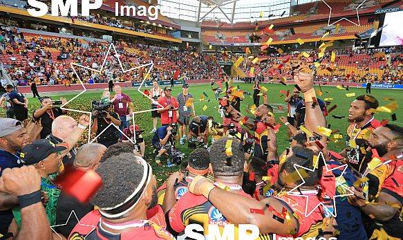 PNG Hunters Celebrate
