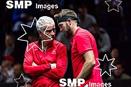 Jack SOCK $ John MCENROE (WORLD TEAM)