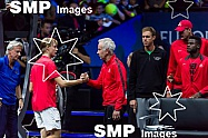 John MCENROE & Denis SHAPOVALOV (WORLD TEAM)