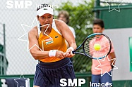 Latisha CHAN (TPE) at French Open 2018