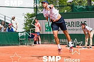 Gilles MULLER (LUX)  at French Open 2018
