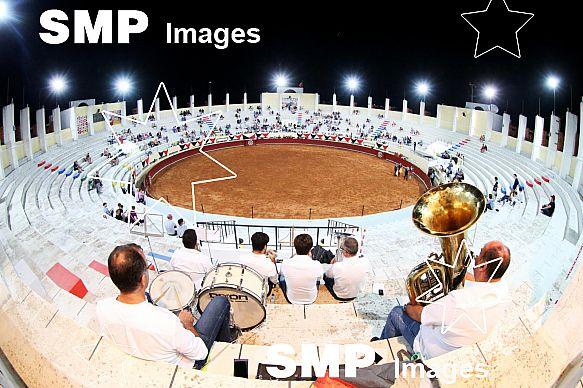 Praca De Toiros Albufeira Bull Fights
