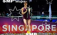 TENNIS - 2018 WTA FINALS SINGAPORE