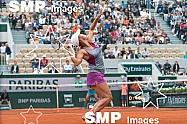 Yulia PUTINTSEVA (KAZ) at French Open 2018