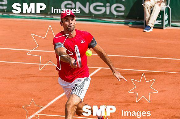 Ivo KARLOVIC (CRO) at French Open 2018