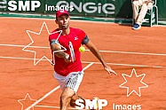 Ivo KARLOVIC (CRO) at French Open 2018