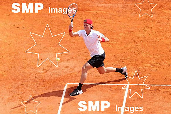 2018 Monte Carlo Tennis Masters Apr 16th