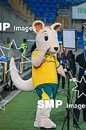 Quantas Wallabies v Argintina Pumas Rugby Championships