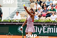 Venus WILLIAMS (USA) at French Open 2018