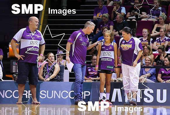 Queensland Firebirds Fans