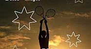 Fiji Tennis Silhouette's