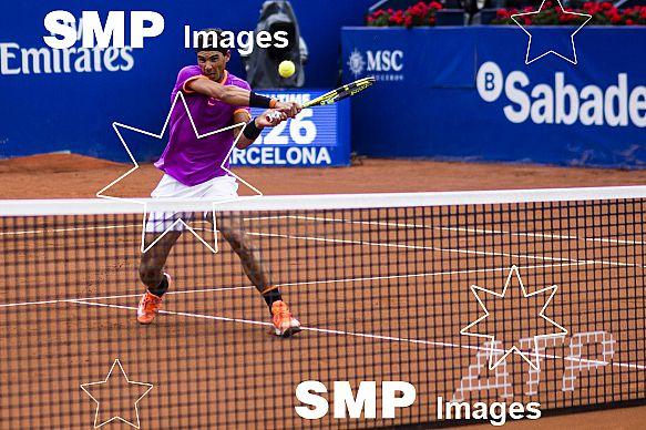 TENNIS - BARCELONA OPEN BANC SABADELL 2017