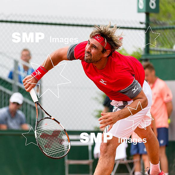 Marcos BAGHDATIS (CYP) at French Open 2018