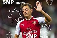 Mesut Ozil of Arsenal FC