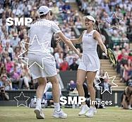 Mixed Doubles Final  Wimbledon 2017