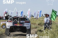 AUTO - SILK WAY RALLY 2017 PART 1