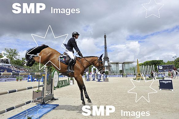 EQUESTRIAN - LONGINES PARIS EIFFEL JUMPING 2017