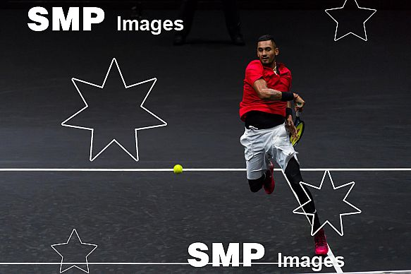 Nick KYRGIOS (TEAM WORLD)