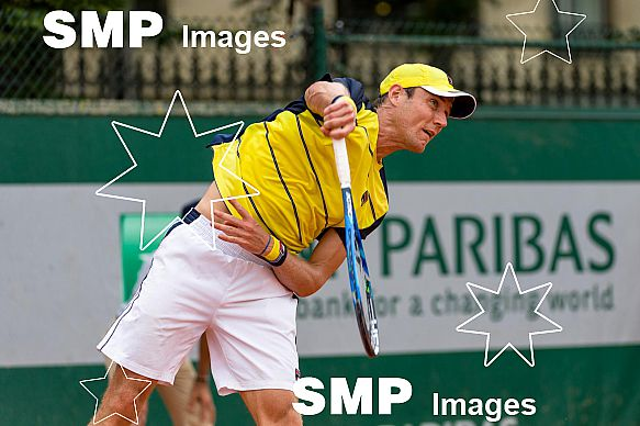 Matthew EBDEN (AUS) at French Open 2018