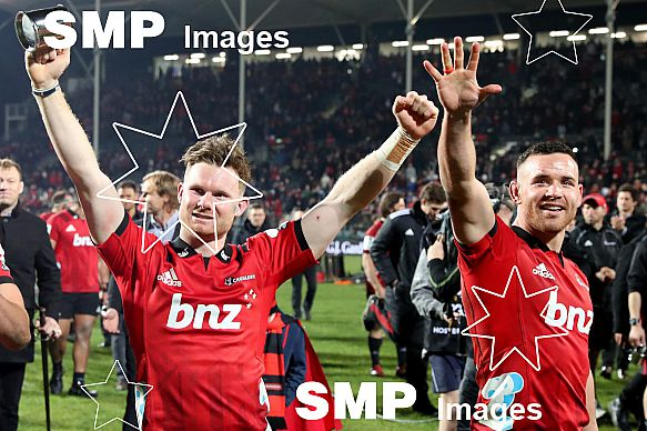 Super Rugby Final - Crusaders v Lions, 4 August 2018