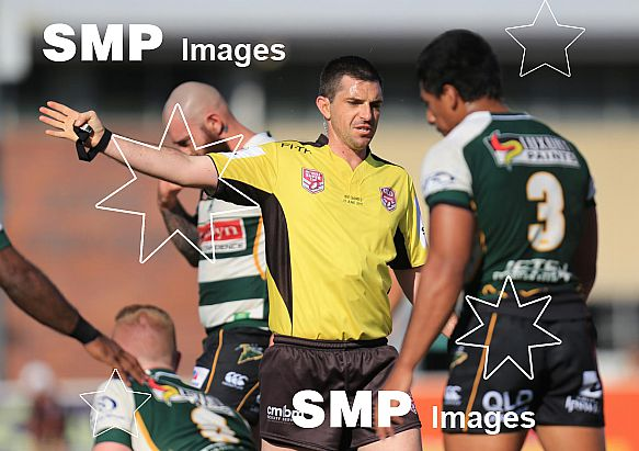 Tim RUTHERFORD - Referee