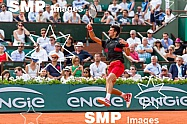 Novak DJOKOVIC (SRB) at French Open 2018