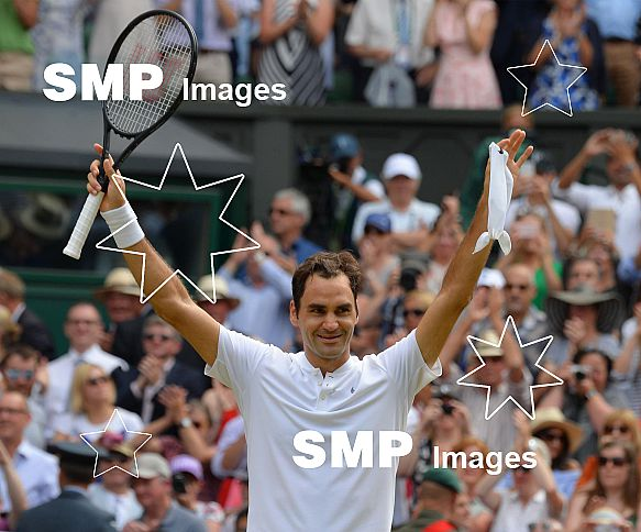 Mens singles final Wimbledon 2017