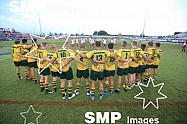 AUS-2018 Commonwealth Rugby League Championship - Trophy Presentation