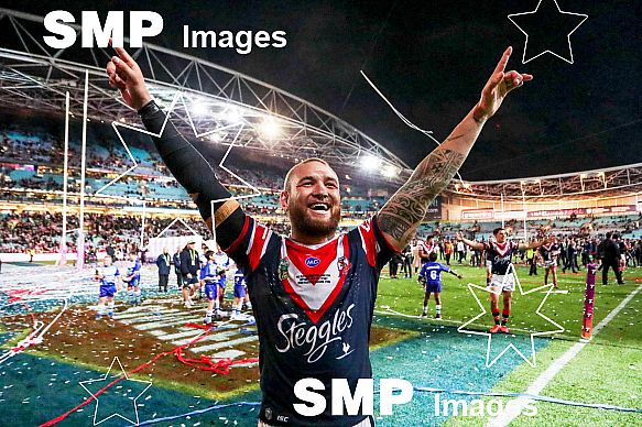 NRL Grand Final - Roosters v Storm 30th Sept 2018