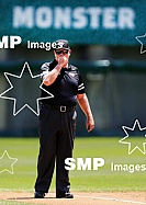 James Shields - Umpire