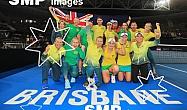 Australia Fed Cup Team
