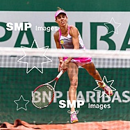 Mihaela BUZARNESCU (ROU) at French Open 2018